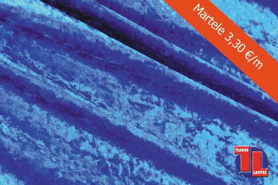 MARTELE Color azulina, ancho 150 cm. Todos los colores disponibles