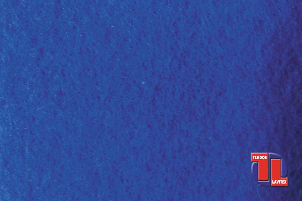 MOQUETA Color azulina, ancho 202 cm.