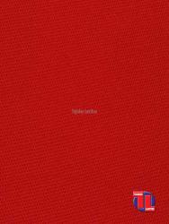 Lona color rojo