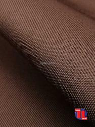 Lona color marrón (detalle)