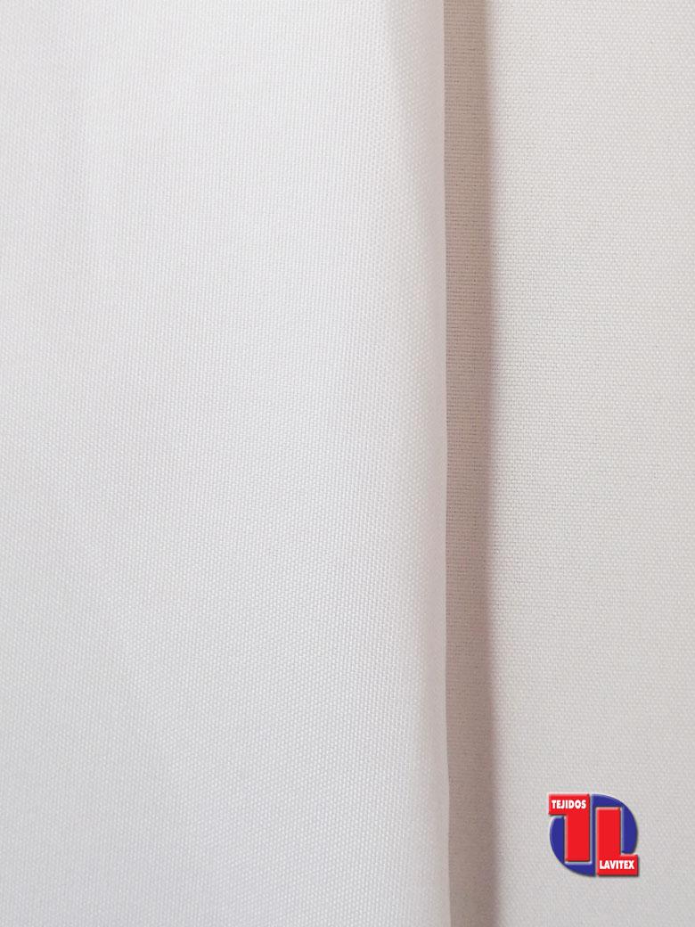 Microfibra Sanitaria Blanco y Negro. 100% pol. Hidrofuga/Antibacterias