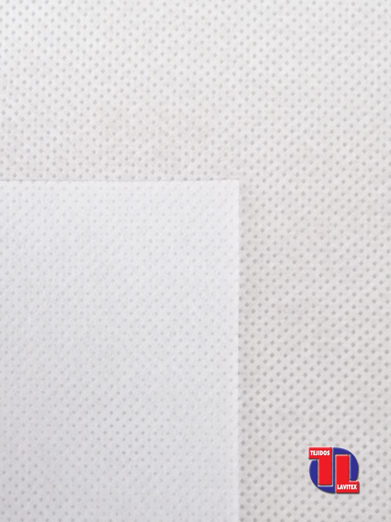 TNT - Polipropileno 100% Hidrofugado - Sanitario