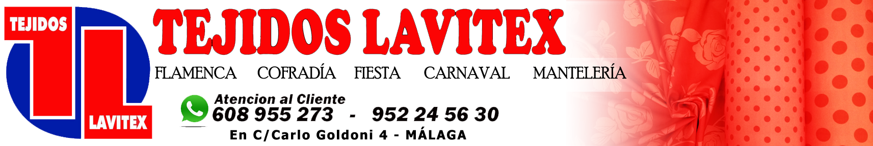 Tejidos Lavitex, SL.
